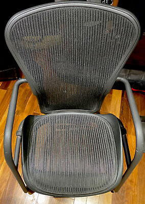 Herman Miller Aeron Side Chair. Size B And In Great Shape