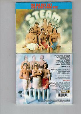 STEAM - NA NA HEY HEY KISS HIM GOODBYE (CD 2003) NEW *7 BONUS (Na Na Na Hey Hey Goodbye Steam)