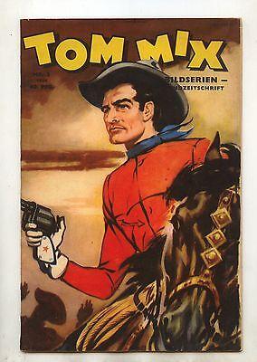 Original Tom Mix 1954 Nummer 2 (1/1-) sehr guter Zustand Comicheft