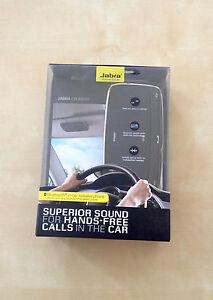 Jabra-CRUISER-2-Bluetooth-In-Car-Speakerphone-A2DP-FM-Transmitter-Brandnew
