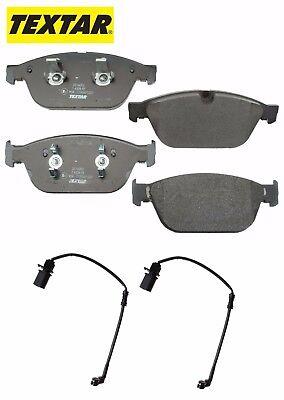 For Audi A8 Quattro SQ5 11-16 Front Brake Pad Set w/ Sensors Textar/Bowa