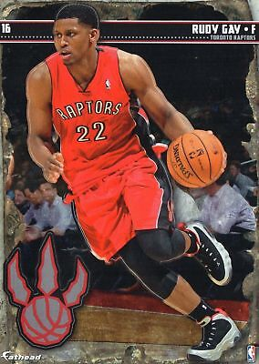 Logo Fathead Basketball - 2013-14 NBA Basketball Fathead Tradeables Sticker Logo 5x7