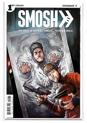 Smosh  1   Jerry Gaylord May The Fourth Variant   Nm   Dynamite Entertainment