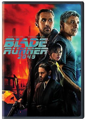 Blade Runner 2049  Dvd  2018  Brand New  Ryan Gosling  Harrison Ford  Free Ship