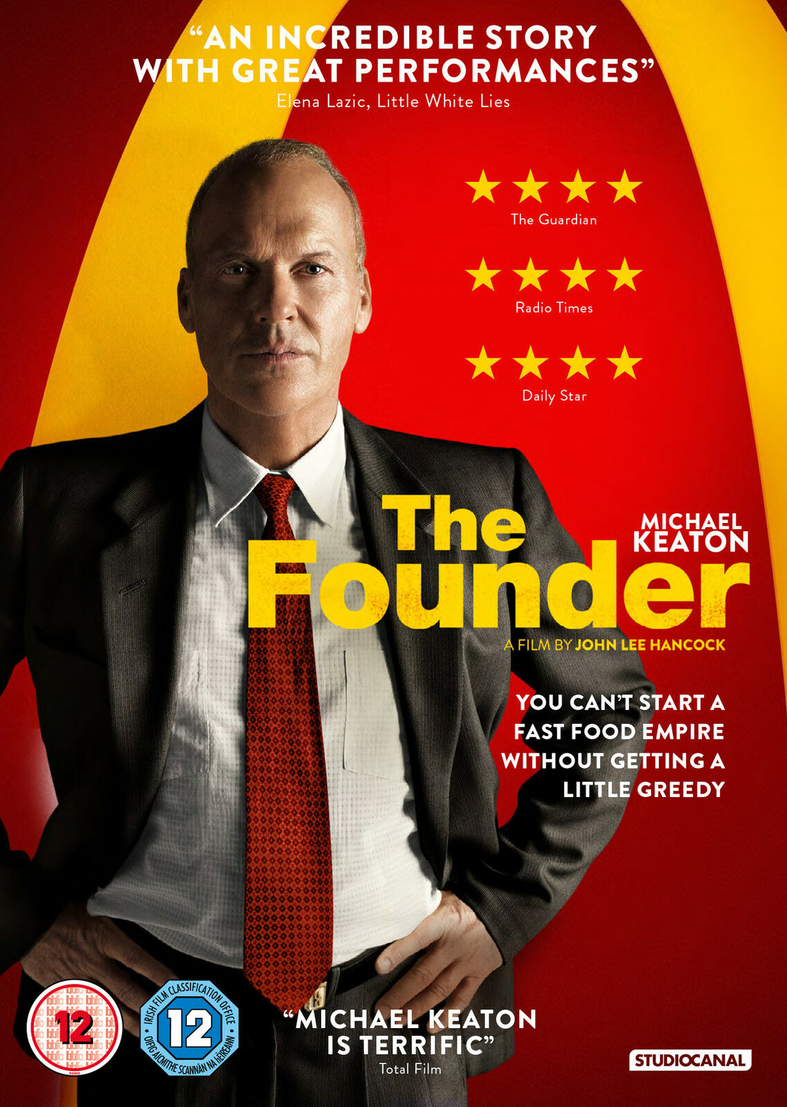 The Founder (Dvd) (New)