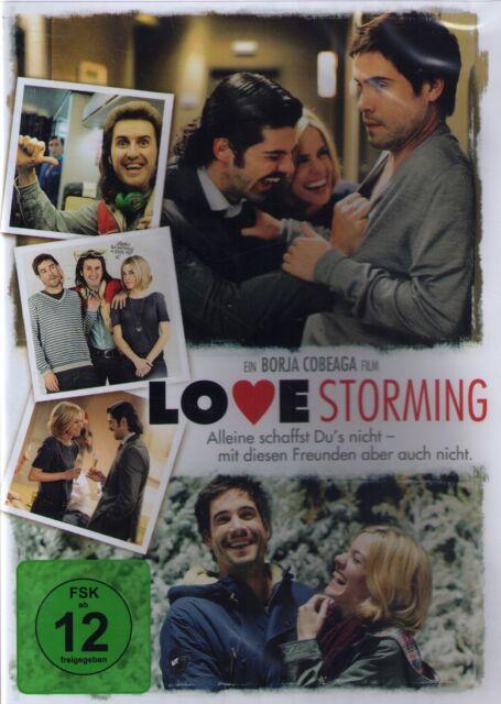 DVD NEU/OVP - Love Storming (Borja Cobeaga)