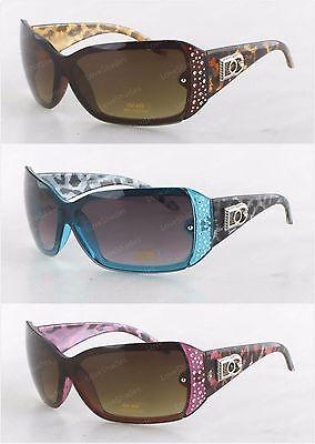 New DG Eyewear Womens Rhinestones Bling Sunglasses Designer Shades Fashion Retro