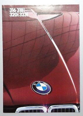 V01348 BMW SERIE 3 - 316 - 318i - 320i - 323i