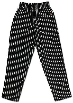Chef Designs Baggy Chef Pants Mens Ps54 100 Spun Polyester Work Uniform