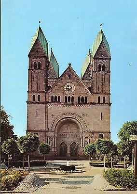 Alte Postkarte -  Bad Homburg v.d. Höhe - Erlöserkirche