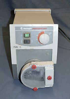 Heidolph Pd-5001 Peristaltic Dosing Dispensing Pump Drive Sp 1.6 Stainless Head