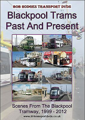 Blackpool Trams Past & Present, Scenes from 1999 - 2012 DVD