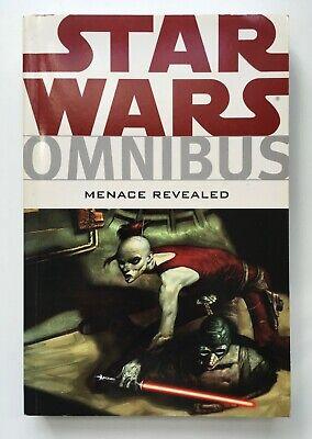 Star Wars Omnibus - Menace Revealed - Dark Horse Books Graphic Novel
