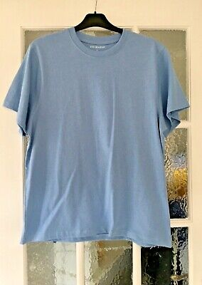 Men's Baby Blue T-Shirt/Top (Small) BRAND NEW WITH TAGS!