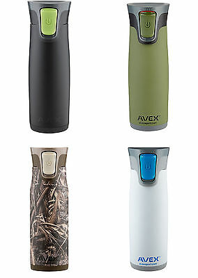 Avex Highland Travel Mug  2 Sizes  6 Colors