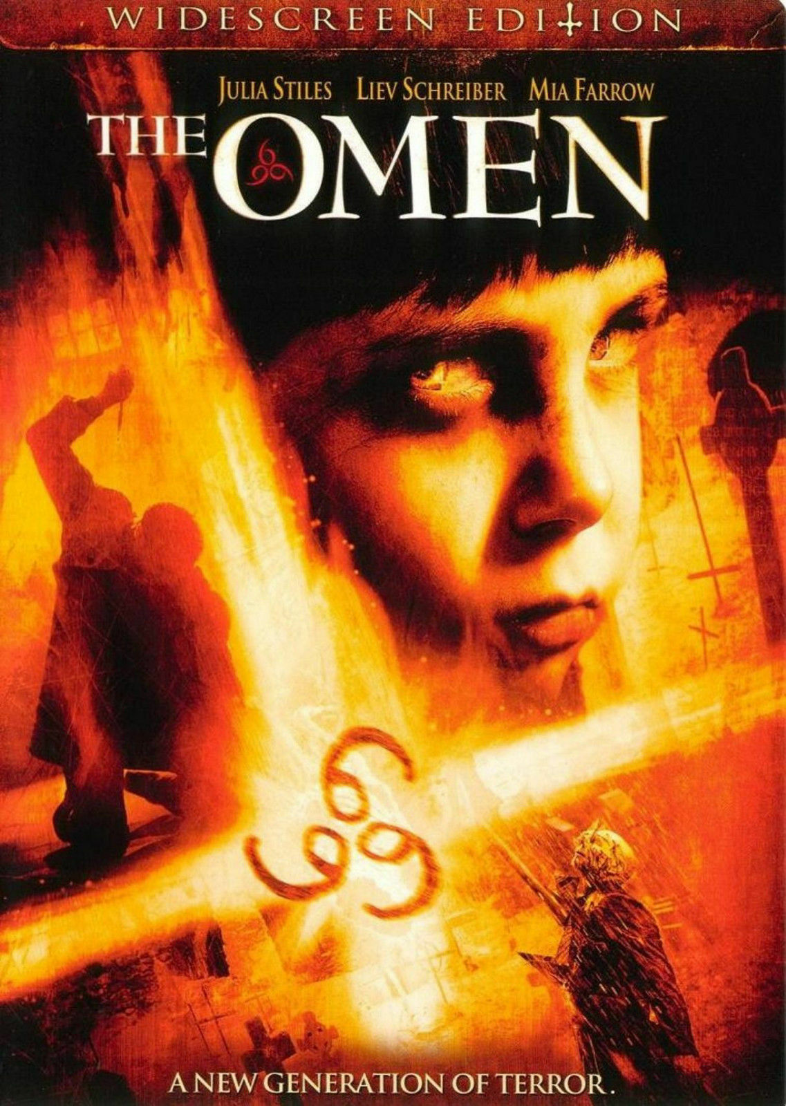 after the death of his newborn child american diplomat robert thorn adopts a recently orphaned child named damien who happens to be the son of the devil - Top 10 Scary Halloween Movies