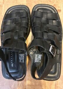 Skechers Leather Men's Sandals - Size 9