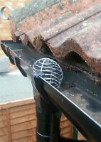 Gutter Down Pipe Leaf Guard Wire Balloon 63mm/ 2.5, 10 Pack - arw products ltd - ebay.co.uk