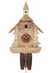 HerrZeit by Adolf Herr Cuckoo Clock  - The Black Forest House .. AH 304/0 8T NEW