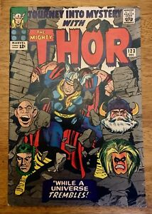 Marvel* Journey into Mystery with The Mighty Thor #123 Dec.1965