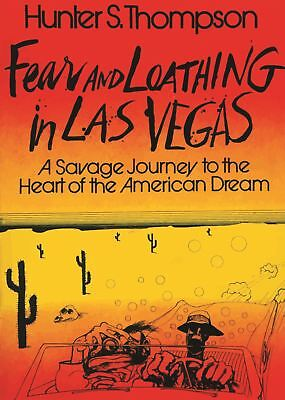 FEAR AND LOATHING IN LAS VEGAS  POSTER PICTURE WALL ART PRINT A3