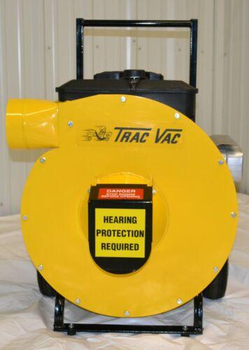"Trac Vac 23 HP Insulation Removal Vacuum Rental Grade 20"" Turbine"