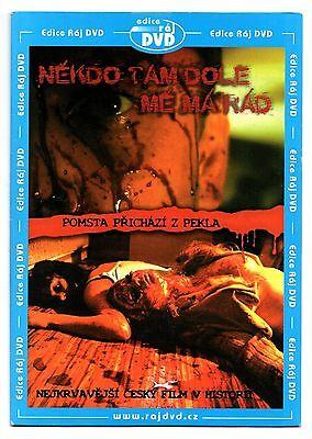 Nekdo Tam Dole Me Ma Rad  Someone Down There Likes Me  Dvd Pal Czech Horror 2008