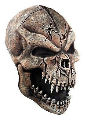 Werwolf Maske Halloween (RUB 63364 Halloween Werwolf Skelett Maske Grusel Karneval Fasching )