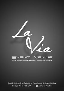 Event Venue for Hire Leichhardt Leichhardt Area Preview