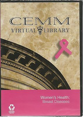 Cemm Virtual Library Womens Health Breast Diseases Dvd Cancer Treatment New