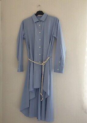 PALMER HARDING Pale Blue Shirt Dress. Brand New.