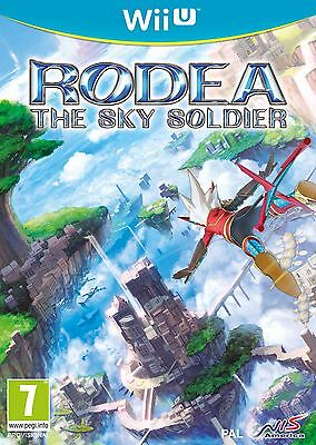 Rodea The Sky Soldier (Wii U) - INCLUDES WII VERSION - BRAND NEW & SEALED UK