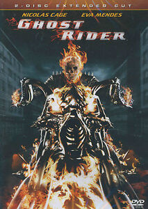 Ghost Rider: 2 Disc Extended Cut ( BRAND NEW DVD )