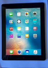 iPad 3 wifi + cellular in v Good Condition Algester Brisbane South West Preview