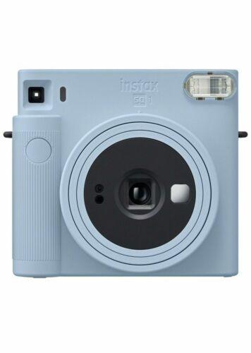 Brand New FUJIFILM INSTAX SQUARE SQ1 Instant Camera Glacier Blue