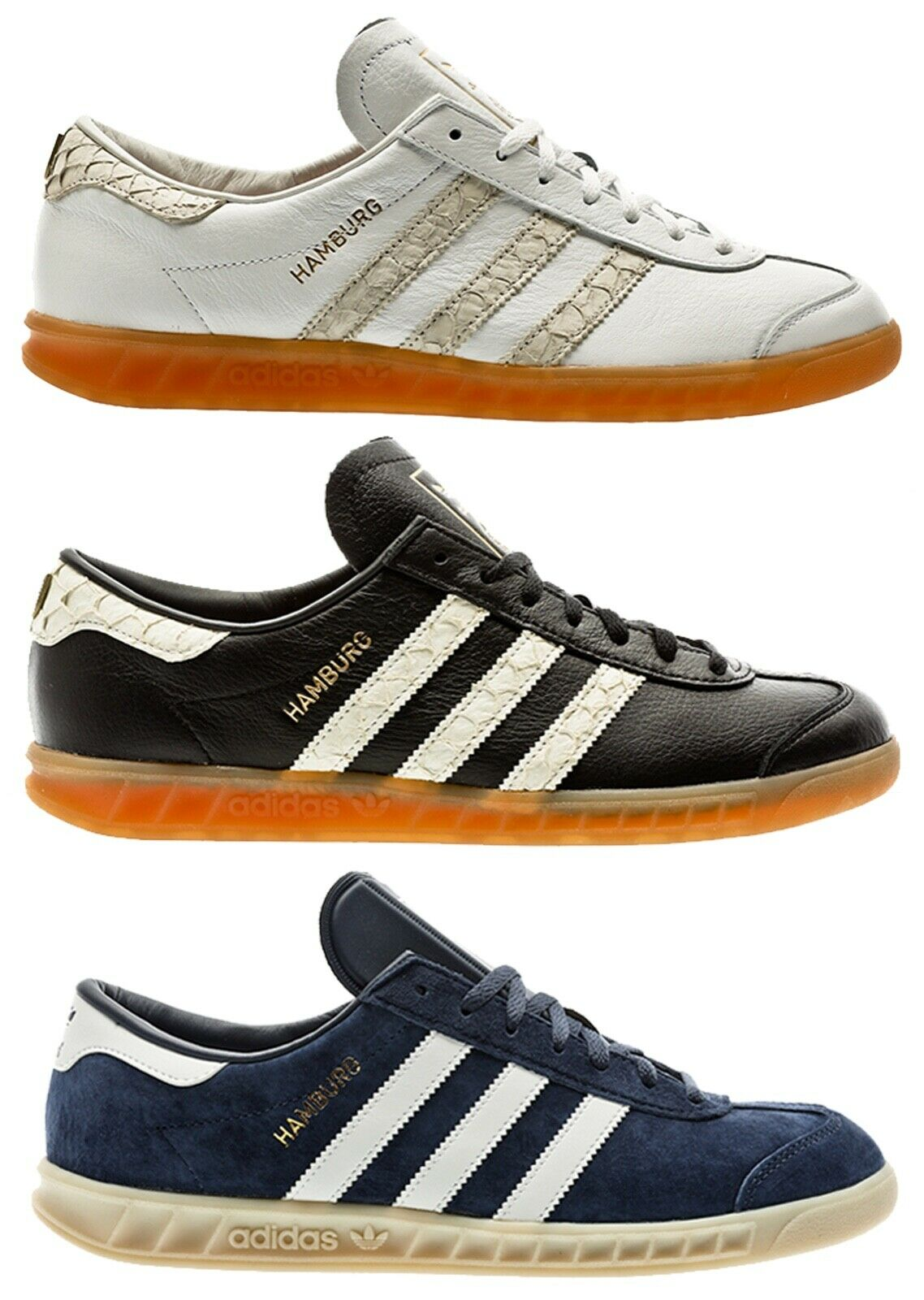 Adidas Originals Hamburg Men Sneaker Men's Shoes Shoe Trainers