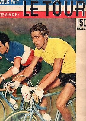 CYCLISME - CICLISMO - WIELRENNEN  - LE TOUR DE FRANCE 1959 + BUT CLUB MIROIR