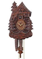 HerrZeit by Adolf Herr Cuckoo Clock  - The Black Forest Farm Hous.. AH 205/1 NEW