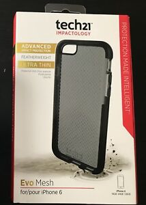 Tech21 Evo Cell Phone Case for iPhone 6