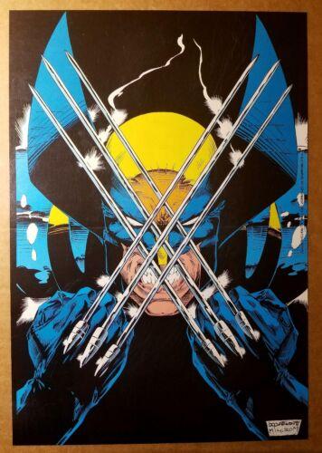 Wolverine X-Men Marvel Comics Poster by Brandon Peterson