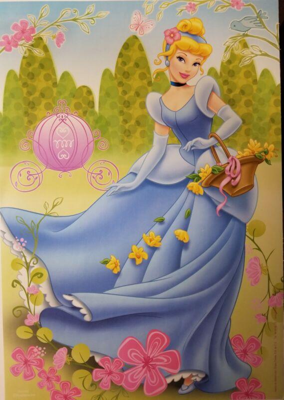 POSTER 11x16 disney princess Cinderella