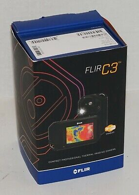 Flir C3 Compact Thermal Imaging Camera 80 X 60 9hz W Wi-fi 72003-0303 Brand New