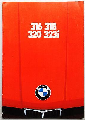 V03557 BMW SERIE 3 - 316 - 318 - 320 - 323i