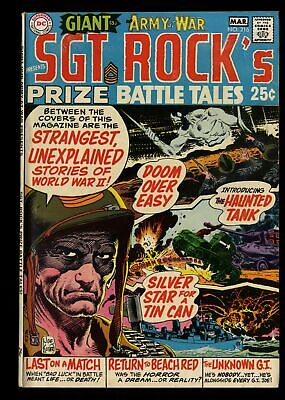 Our Army at War #216 FN/VF 7.0