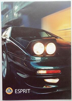 V03837 LOTUS ESPRIT V8 GT & V8 SE