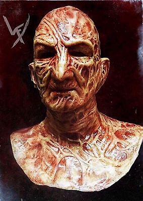 """Freddy Silicone Mask """"VS. Inferno""""  krueger WFX Special Pre Halloween offer!"""