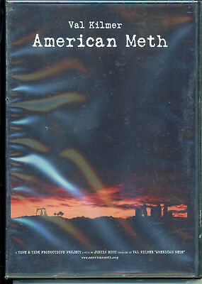 American Meth  Dvd  2008  Educational Documentary Narrated By Val Kilmer Sealed