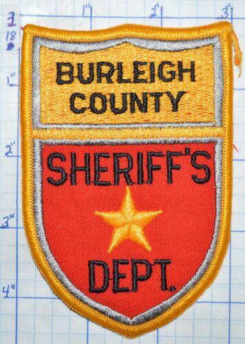 NORTH DAKOTA, BURLEIGH COUNTY SHERIFF