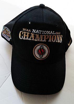 Nike SU National Champions BasketBall Cap/Hat NCAA
