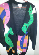 Womens Ugly Christmas Sweater Size Medium